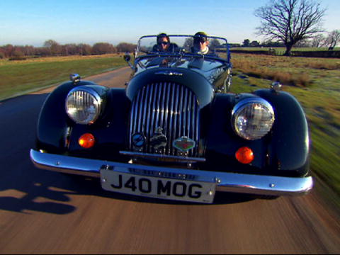 Wheeler Dealers: Morgan Moment