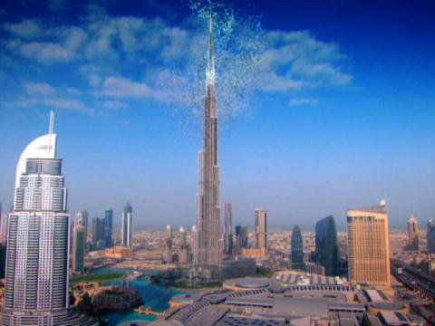 Strip the City: Burj Khalifa