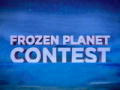 Frozen Planet Contest